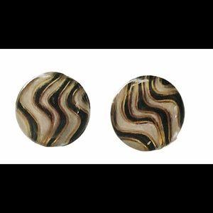 〰️Beautiful Stud Earrings 〰️Nwt🏷